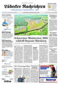 Lübecker Nachrichten Ostholstein Süd - 22. August 2019
