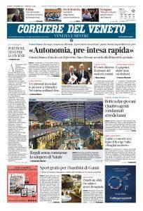 Corriere del Veneto Venezia e Mestre - 21 Dicembre 2017