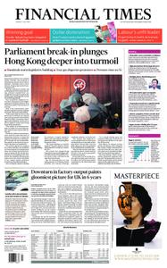 Financial Times UK – July 02, 2019