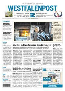 Westfalenpost Wetter - 10. Oktober 2017