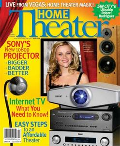 Home Theater Magazine April 2006