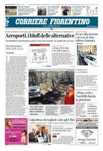 Corriere Fiorentino La Toscana – 09 ottobre 2018