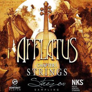 Strezov Sampling AFFLATUS Chapter I Strings v1.2 KONTAKT UPDATE