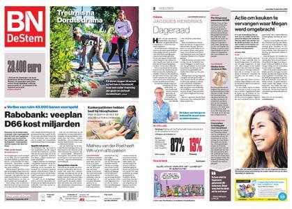 BN DeStem - Bergen op Zoom – 11 september 2019