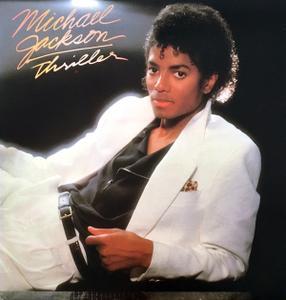 Michael Jackson – Thriller (1982) [LP, DSD128]