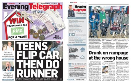 Evening Telegraph First Edition – February 24, 2020