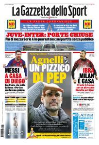 La Gazzetta dello Sport – 25 febbraio 2020