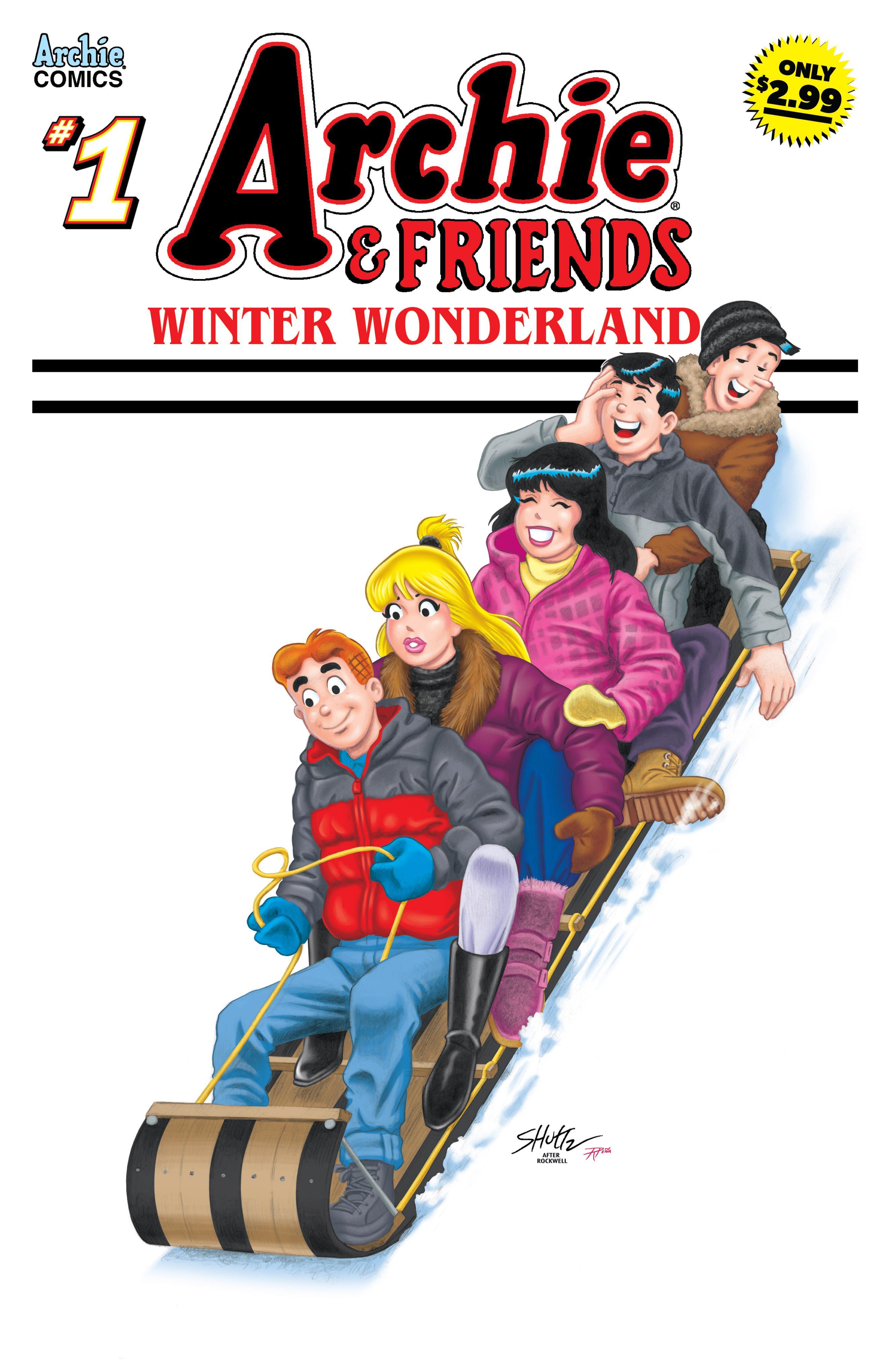 Archie & Friends 005-Winter Wonderland 2020 Forsythe