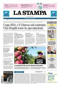 La Stampa Torino Provincia e Canavese - 17 Maggio 2018
