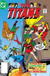 Teen Titans 051 1978 Digital Shadowcat