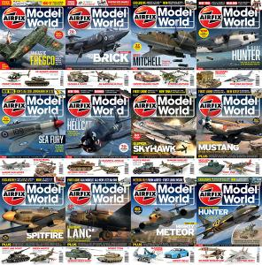 Airfix Model World - Full Year 2019 Collection