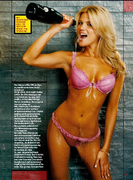 FHM Magazine : January - February 2006