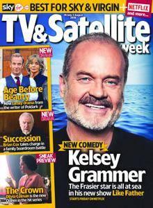 TV & Satellite Week - 28 July 2018