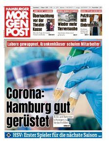 Hamburger Morgenpost – 01. Februar 2020