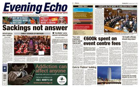 Evening Echo – May 17, 2018