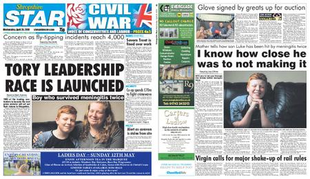Shropshire Star Shrewsbury Edition – April 24, 2019