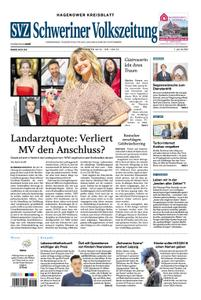 Schweriner Volkszeitung Hagenower Kreisblatt - 08. Juni 2019