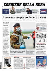 Corriere della Sera – 26 febbraio 2020