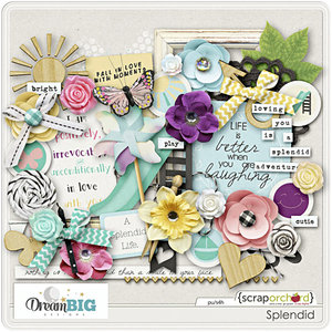 Scrap Kit: Splendid