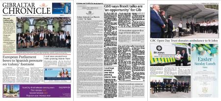 Gibraltar Chronicle – 04 April 2019