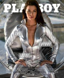 Playboy USA - March 2018