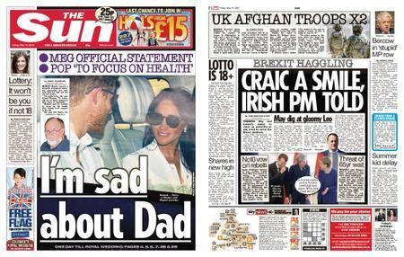 The Sun UK – 18 May 2018