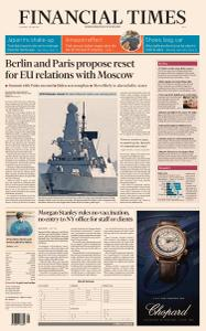 Financial Times Asia - June 24, 2021