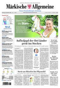 Neue Oranienburger Zeitung - 18. September 2018