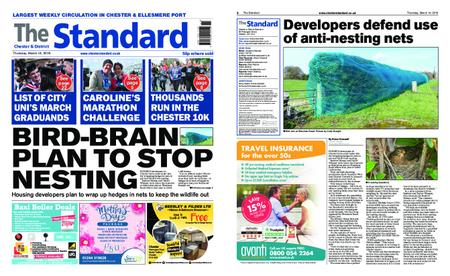 The Standard Chester & District – March 14, 2019