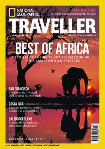 National Geographic Traveller UK – December 2018