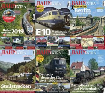 Bahn Extra - Full Year 2019 Collection