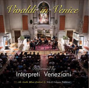 Interpreti Veneziani - Vivaldi in Venice (2019) {2CD Set Chasing the Dragon VALCD008}