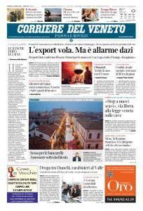 Corriere del Veneto Padova e Rovigo - 15 Marzo 2018