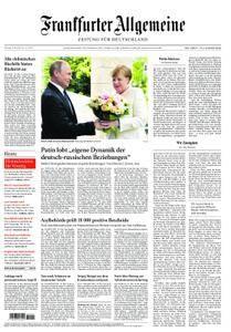 Frankfurter Allgemeine Zeitung F.A.Z. - 19. Mai 2018