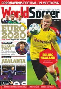 World Soccer - April 2020