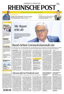 Rheinische Post – 27. Februar 2020