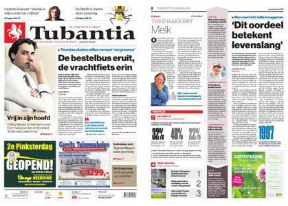 Tubantia - Enschede – 19 mei 2018