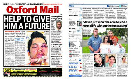 Oxford Mail – August 22, 2017