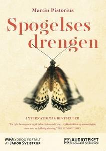 «Spøgelsesdrengen» by Martin Pistorius,Megan Lloyd Davies