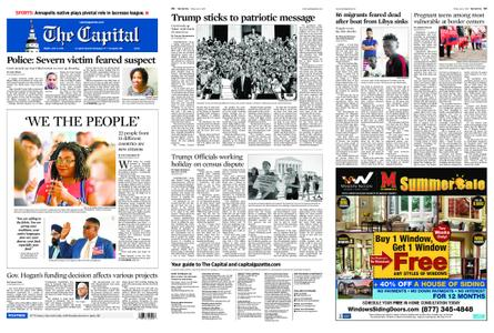 The Capital – July 05, 2019
