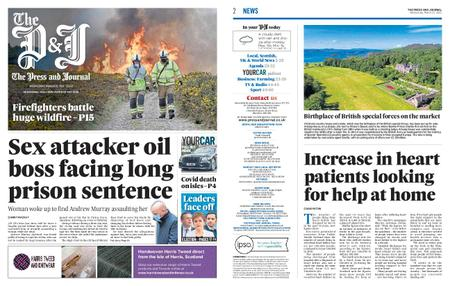 The Press and Journal Moray – March 31, 2021