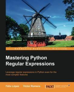 Mastering Python Regular Expressions(Repost)