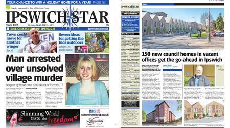 Ipswich Star – July 29, 2021