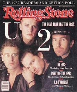U2 - War - MFSL (1983)