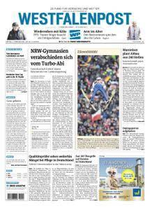 Westfalenpost Wetter - 02. Februar 2018