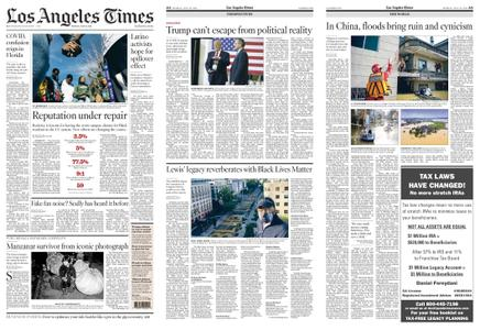 Los Angeles Times – July 20, 2020