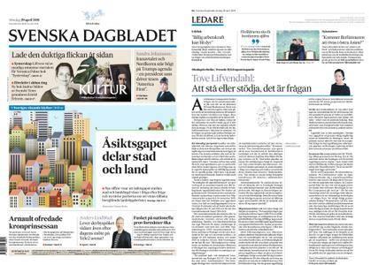 Svenska Dagbladet – 29 april 2018