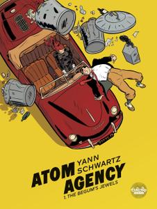Atom Agency 01-The Begums Jewels 2019 Europe Comics Digital
