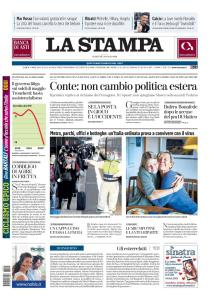 La Stampa Imperia e Sanremo - 5 Maggio 2020