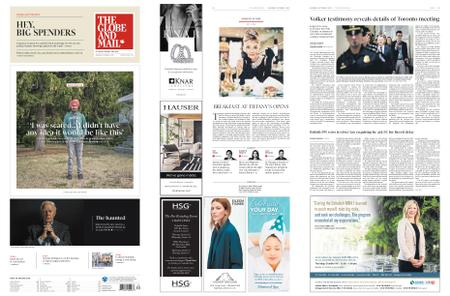 The Globe and Mail – October 05, 2019